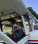 Newly minted tow pilot